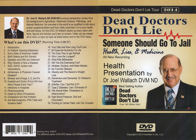 Online store dead doctors dont lie someone should go to jail fandeluxe Gallery